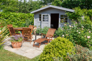 Get Some Space Design Tips for She Sheds