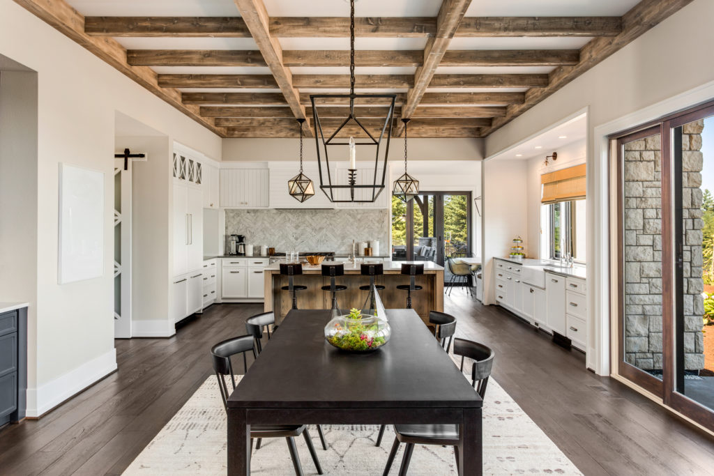 How to Make the Most of Your Open Floor Plan Design